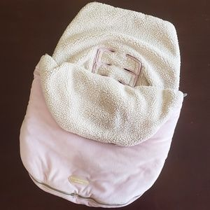 J.J. Cole BundleMe Light Pink Infant Size